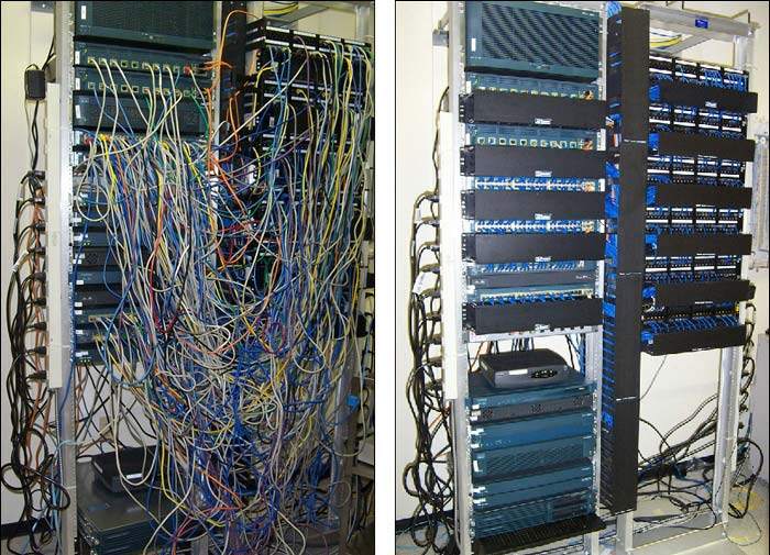 network cable wiring in phoenix az computer it services geekitekstructured cabling installation before after kochi ernakulam jpg